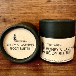 Honey & Lavender Body Butter