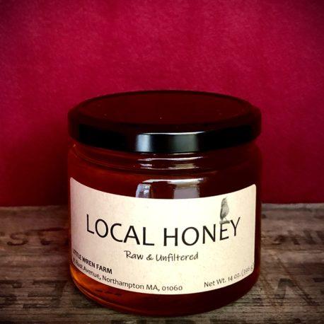 Little Wren Farm Raw Honey - 14oz