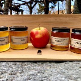 Flight of Honey - Raw Honey Gifts